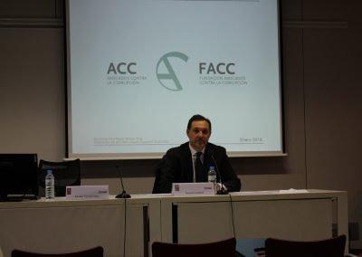 El papel de la abogacía en la lucha, control y prevención de la corrupción